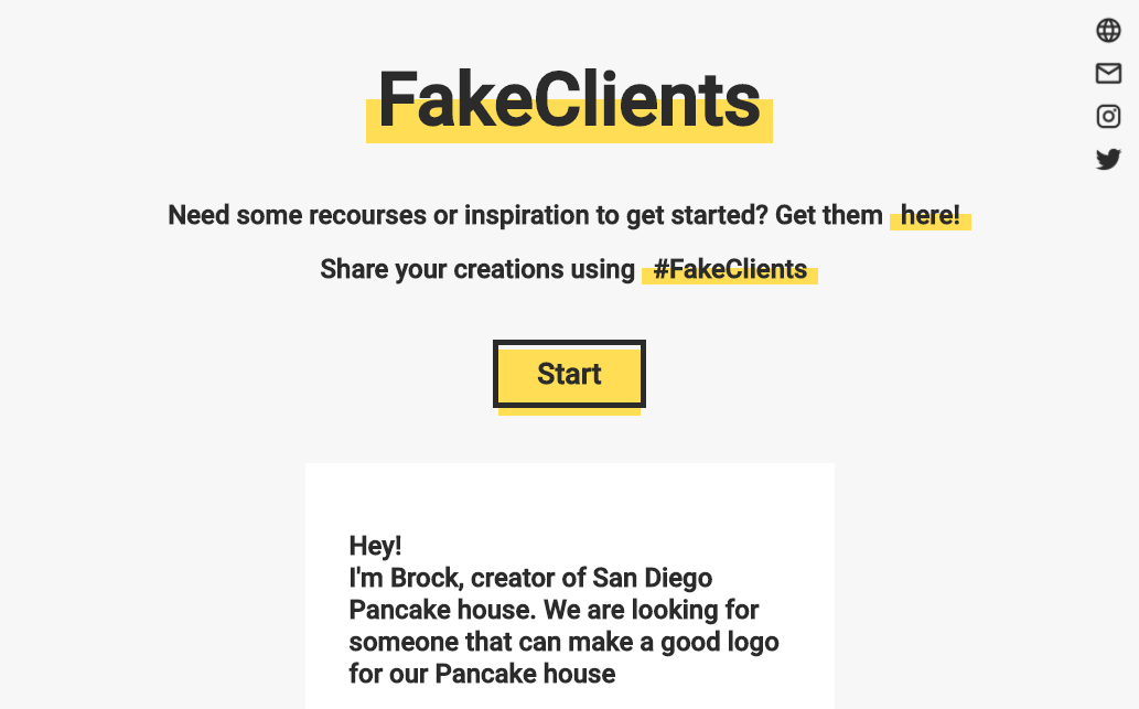 FakeClients